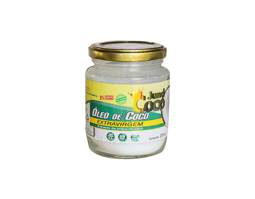 Óleo de Coco 200 ml